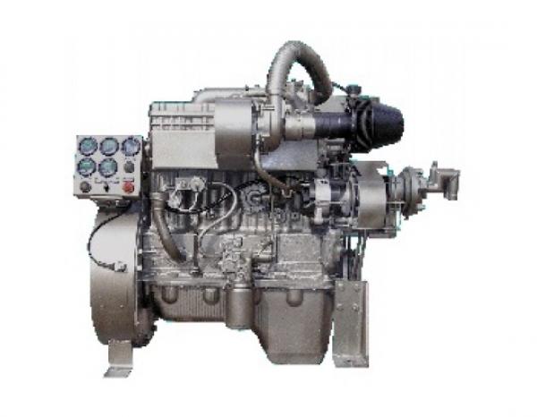 Судовые дизельные двигатели